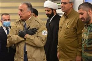 نخستوزیر جدید عراق الحشد الشعبی را «نور چشمان» این کشور دانست