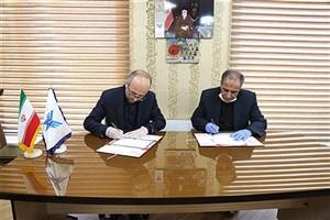 انعقاد تفاهمنامه همکاری بین دانشگاه آزاد کرمانشاه و دادگستری استان