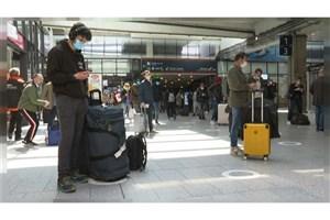 سختگیری در اجرای فاصلهگذاری اجتماعی در اماکن عمومی فرانسه