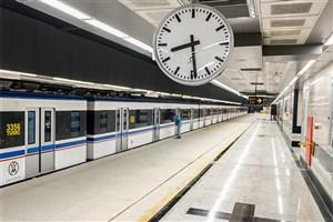 بهرهبرداری از نخستین پایانه زیرزمینی قطارهای شهری