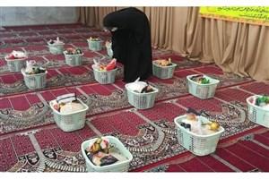 توزیع بستههای غذایی ۳ میلیون ریالی میان نیازمندان آسیبدیده از کرونا