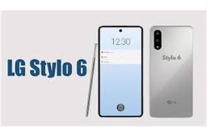 LG Stylo 6 معرفی شد