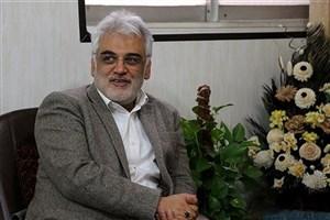 Dr. Tehranchi Congratulates IAU 38th Anniversary