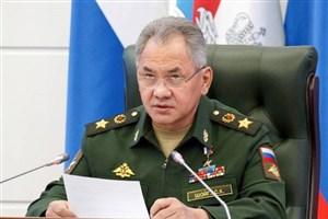 هشدار وزیر دفاع روسیه نسبت به تهدید نظامی شدید غرب