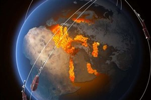 ضعیف شدن میدان مغناطیسی زمین