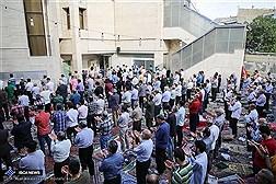 Eid al-Fitr Prayers in Tehran/ In Photos