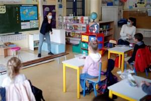 بازگشایی مدارس ابتدایی در فرانسه/ دانشآموزان با فاصله یک متری در کلاس حاضر میشوند