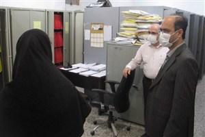 احتمال برگزاری امتحانات دانشگاه آزاد استان هرمزگان به صورت مجازی وجود دارد