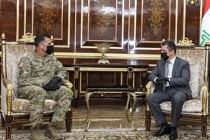 ابراز نگرانی «مسرور بارزانی» درباره افزایش فعالیتهای تروریستی داعش