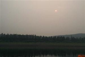 خطر آتشسوزی برای قطب شمال