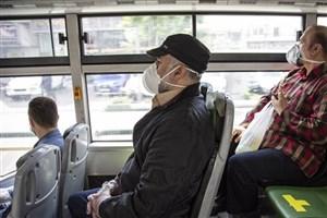 استفاده از همه صندلیهای اتوبوس در شرایط کرونا مجاز است