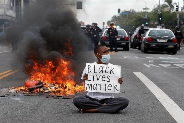 اعتراضات آمریکا