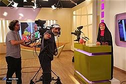 پشت صحنه برنامه تلویزیونی یه روز تازه