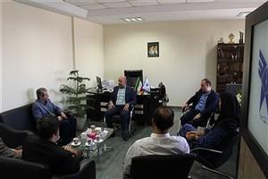 تیم دوومیدانی آقایان و بانوان دانشگاه آزاد در لیگ برتر شرکت میکند