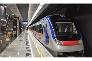 آغاز توسعه خط 4 مترو تهران با افتتاح 3 ایستگاه جدید