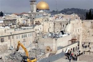 قصد رژیم صهیونیستی برای تخریب ۲۰۰ مرکز در قدس و واکنش رامالله