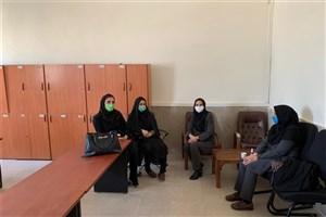 برگزاری کلاسهای رفع اشکال و هماهنگی امتحانات در واحد ورامین-پیشوا