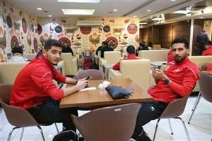 تأخیر در بازگشت هافبک عراقی به دلیل بدقولی باشگاه پرسپولیس
