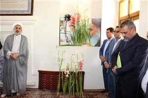 تجدیدمیثاق دانشگاهیان دانشگاه آزاد اسلامی استان مرکزی با بنیانگذار انقلاب اسلامی