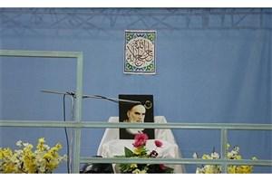 نمایش آثار نمایشگاه تجسمی «امام (ره) در کلام شهدا» در فضای مجازی