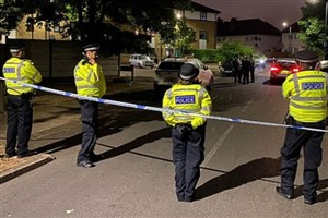 ۴ زخمی در تیراندازی خونینِ لندن