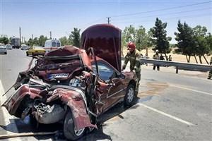 دلیل  ترافیک در جاده بهشت زهرا چه بود؟