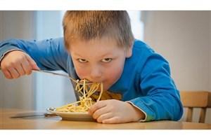 تأثیر منفی قرنطینه روی کودکان چاق