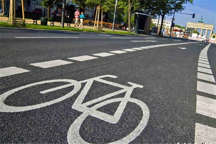 مسیر ویژه دوچرخه سواری