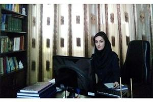 رساله دکتری دانشجوی دانشگاه آزاد اسلامی تبریز پایاننامه برتر شد