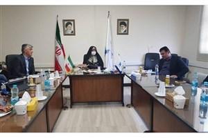راهکارهای بهبود رتبهبندی واحد تهران غرب در پایگاههای معتبر علمی بررسی شد
