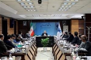 دیدار دکتر طهرانچی با سرپرستان جدید الانتصاب واحدهای دانشگاه آزاد اسلامی