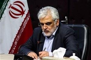 دکتر طهرانچی انتصاب رئیس حوزه ریاست مجلس شورای اسلامی را تبریک گفت