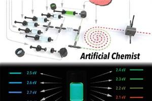 "Iranian Researcher Develops ""Artificial Chemist"""