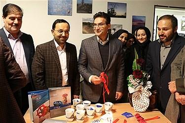 اولین نمایشگاه دستاوردهای دانشجویان معماری دانشگاه آزاد اسلامی واحد اردبیل
