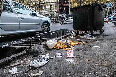 امروزه به دلیل افزایش جمعیت، زباله های شهرها نیز افزایش یافته است.