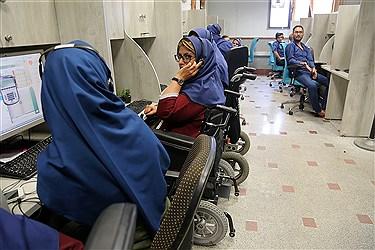 کارگاه های  اپراتوری  اپلیکیشن های مختلف ویژه معلولین